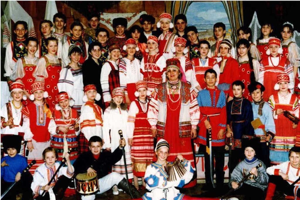 Праздник Русской старины